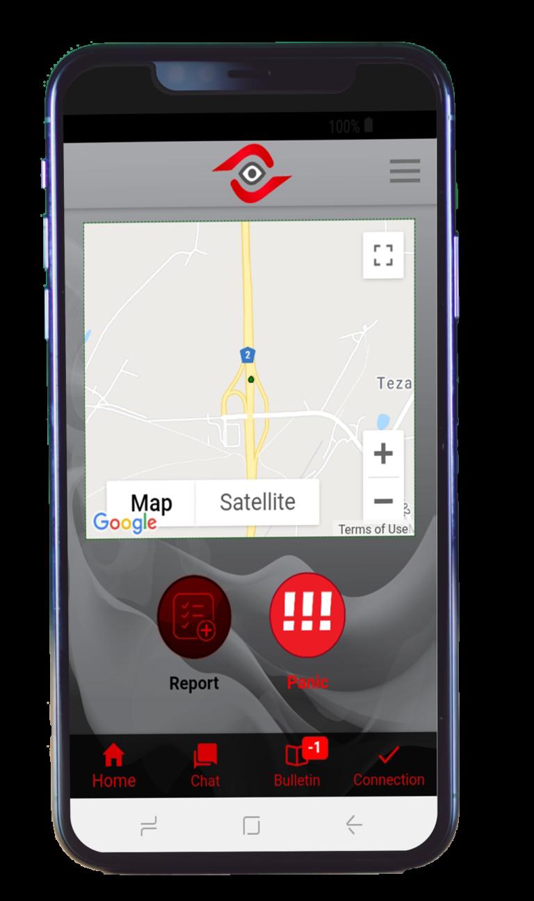 Neighbourhood Watch App